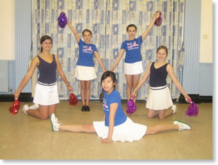 Cheerleading Bexleyheath