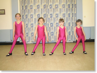 Tap dancing Bexleyheath